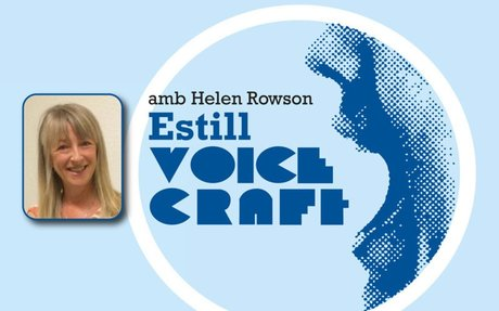 Voice Craft per a docents i oradors, amb Helen Rowson