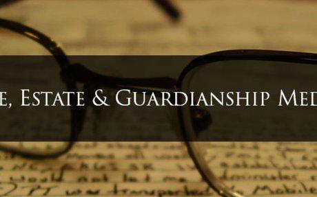 Probate, Estate, and Guardianship Mediator | Dallas Texas Mediation
