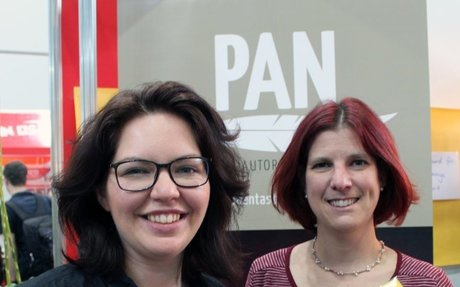Diana Menschig zum Phantastik-Autoren-Netzwerk - tolino media Blog