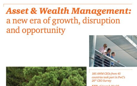 2017-03 PwC Report: Asset & Wealth Management