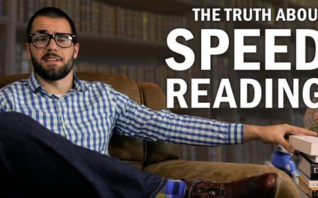 The Science Behind Reading Speed - Video