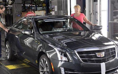 LANSING: GM is bringing a new Cadillac to Lansing