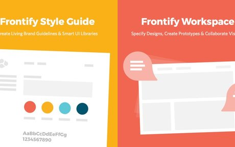 Frontify - Brand Guidelines & Design Collaboration Software