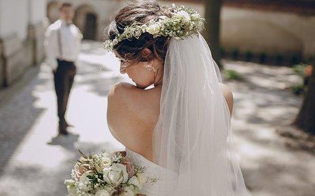 Wedding Landing Page - wordpress