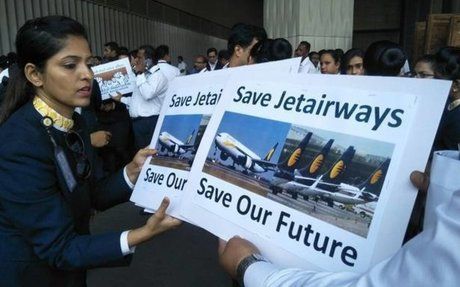Job offers, help pour in for Jet Airways employees
