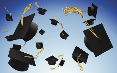 Top 10 Things I Love About Graduation Season