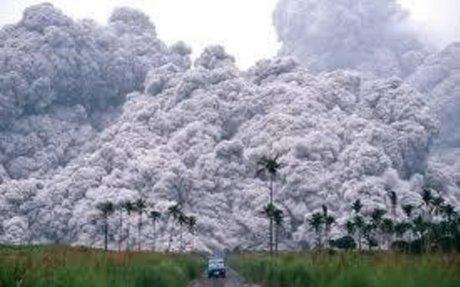 #8 Tambora Volcanic eruption - Apr 17, 1815