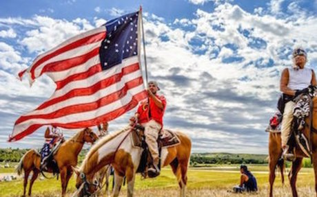 Wall Street Is Prepared to Destroy Sacred Burial Grounds of the Sioux