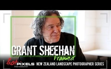Grant Sheehan | Wellington Interview | NZ Landscape Photographer series