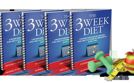 The 3 Week Diet - Official Website | Lose Weight In 3 Weeks | Program and Plan | The Best