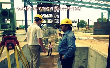Construction Surveying- Surveyor Photos tagged 'construction'