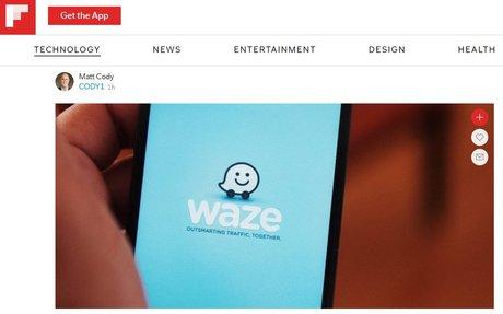 Flipboard - Content discovery platform