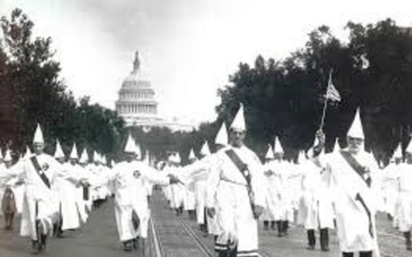 August 8, 1925: The Klan Marches on Washington | The Daily Dose