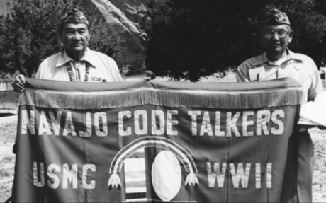How the Navajo code talkers helped win World War II