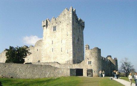 Ross Castle - Wikipedia
