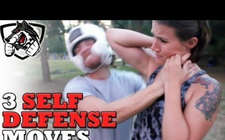 3 Self-Defense Moves You Need to Know