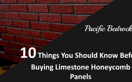 10 Things You Should Know Before Buying Limestone Honeycomb Panels
