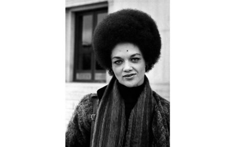 Black Panther 50 - Here Are The Women Of The Black Panther Party
