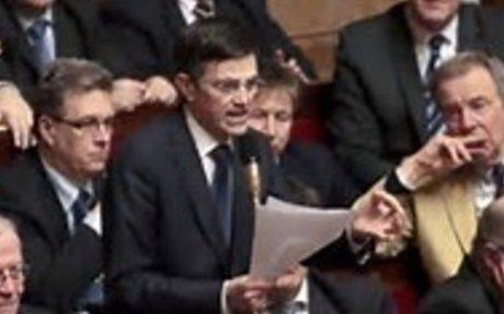 François de Mazières : Intervention projet loi de finances 2017