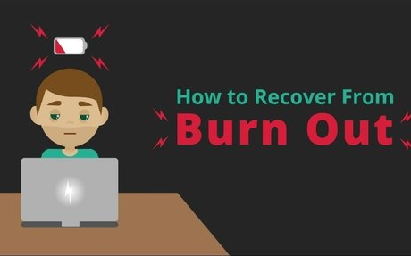 How to Recover from Being Burned Out [Restore Motivation!]   Brian Tracy