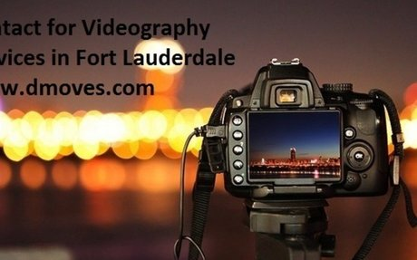 Videography Fort Lauderdale - Design Moves LLC