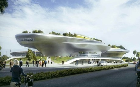 What Is a 'Narrative Art Museum'? 6 Things to Expect From George Lucas's New LA Museum | a