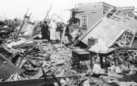#10: The Tri-State Tornado of 1925