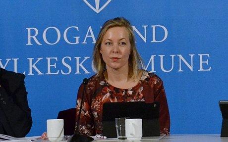 Fylkesvaraordfører Marianne Chesak: – Hva gjør vi på fylkeshuset?