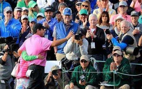 COMPLEX EMOTIONS FOR PATRICK REED'S FAMILY