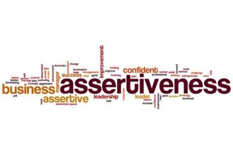 Improve your assertiveness