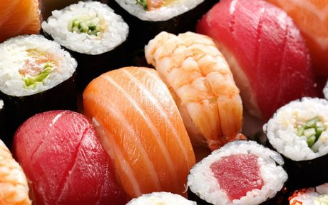 Why Sushi Is My Favorite Food