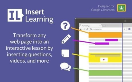 InsertLearning: See an Example Lesson
