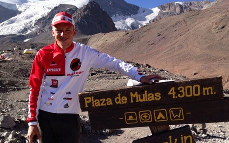 Aconcagua Speed Record Smashed Again