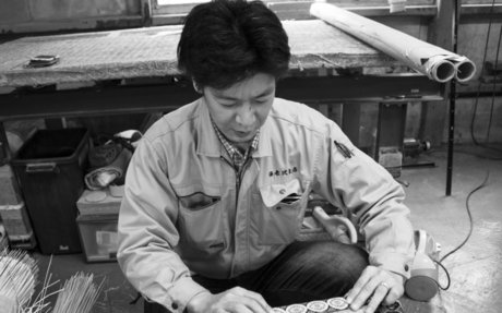 A Day in the Life of a Japanese Tatami Maker