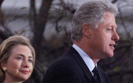 President Clinton impeached - Dec 19, 1998 - HISTORY.com