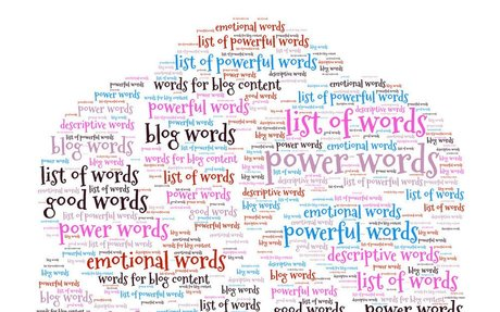 Mouth Watering List of Interesting Impressive Strong & Creative Power Words For Emotional
