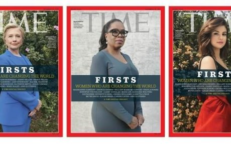 How One Photographer Shot 12 TIME Covers On Her iPhone