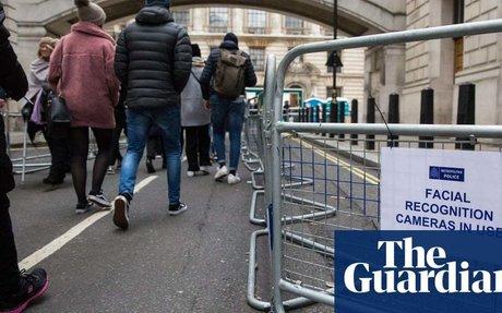 Police face calls to end use of facial recognition software