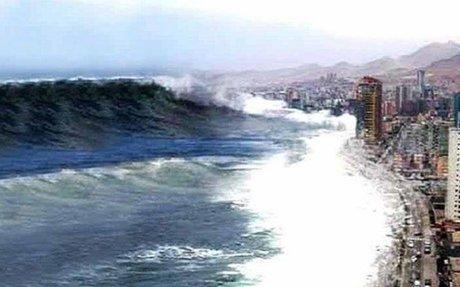 #5: Earthquake and Tsunami - 2004