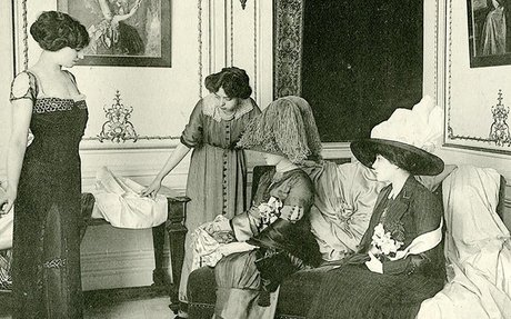 Founding Father of Haute Couture: Charles Frederick Worth