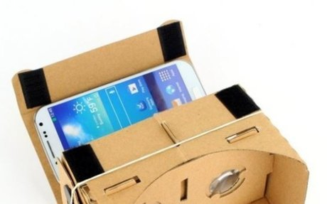 Google Cardboard and NYT VR – Virtual Reality