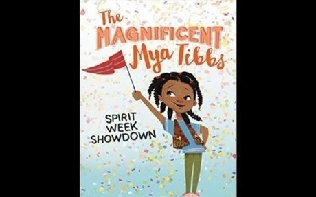 The Magnificent Maya Tibbs, Spirit Week Showdown by Crystal Allen