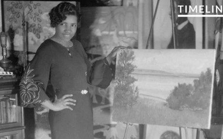 Who was Lois Mailou Jones?