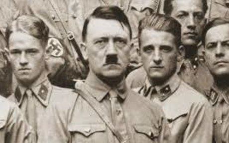 Holocaust Slideshow Project - Google Slides