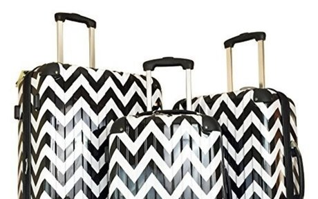 Best Chevron Luggage Sets - Chevron Rolling Luggage - Carry On Luggage and more