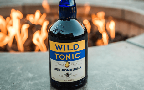 The Pumpkin Spice Latte of Kombucha! WILD TONIC's Chai Pear Returns for Fall - Food & B...