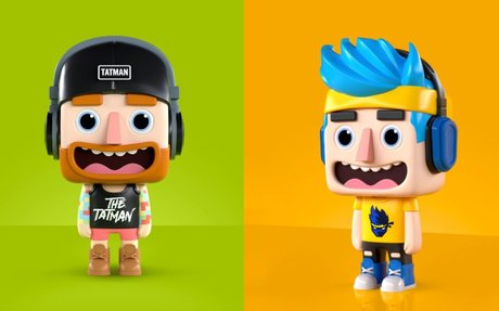 Wicked Cool Toys, LAMO Launch Collectibles Line for Esports Stars