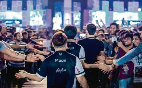 Gaming cult looks to level up in India