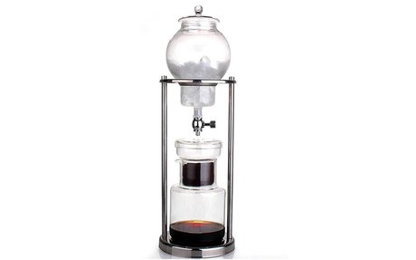 Get 12% OFF this Unique, Cold Water Drip, and Cold Brew Coffee Maker 1000ml (34 fl.oz)