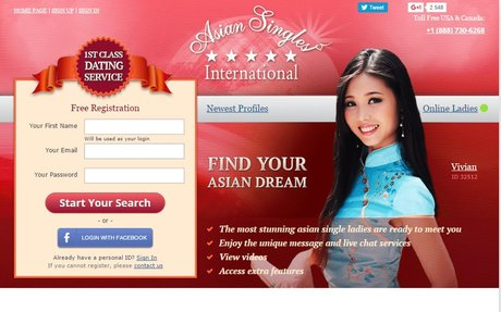 AsianSingles2Day.com is the perfect website for men from all around the world to meet b...